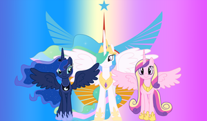 For the United Equestria!!! by Pinkiemina