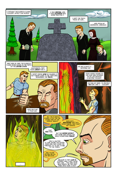 The Ripper Effect: Issue No. 2, Page 17 by EvilFishmonger
