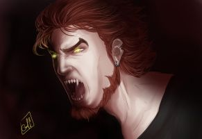 Anger by VermouthWorks