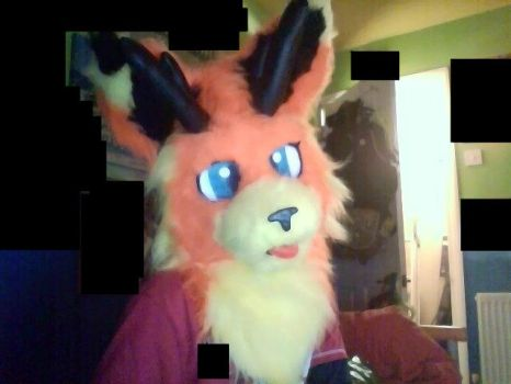 my new ( old ) partial by zody-wolf