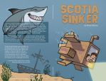 Scotia Sinker Cover by joelduggan