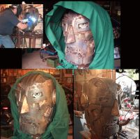 275lb Steel Doc Doom WIP by BROKENHILL