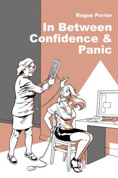 In Between Confidence And Panic by mistertheriault