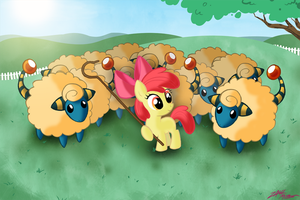 Apple Bloom Shepherd