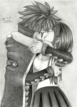 Fairy Tail - Erza x Jellal by mangaslover