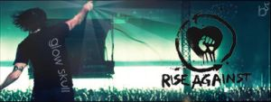 Rise against by bl4ck5h4d0w