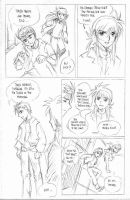 Comic Meme: Yu Yu Hakusho by laurbits