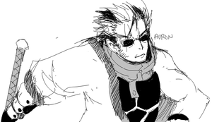 Auron by oh8