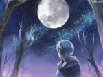 Rise of Guardians - the Moon by christon-clivef