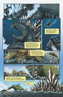 Godzilla Rulers of Earth issue 10 - pg 2 by KaijuSamurai
