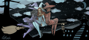 The Witching Hour by Kingdomkey