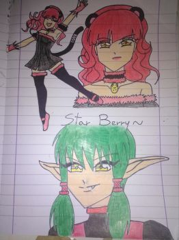 My first Fanfiction and OC^^ by Ninath-ART