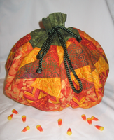 Pumpkin Purse Complete by SirLadySketch