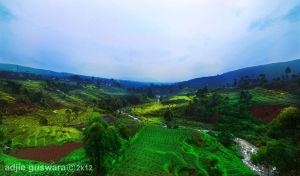 Berling View.. by adjieguswara-art