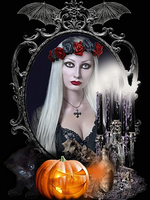 halloween Queen by tinca2