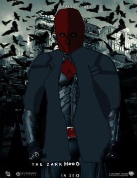 Jason Todd/Red Hood by deviant1290