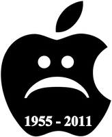 RIP Steve Jobs by viperaviator