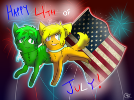 ---Let Freedom Ring--- by dovepaw3000