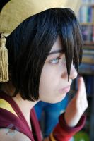 Toph: Test Shot by VandorWolf