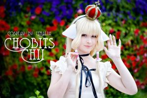 chobits by dio-dio