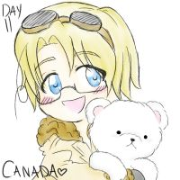 APH: 30 Day Challenge: Day 11 by k-o-j-i