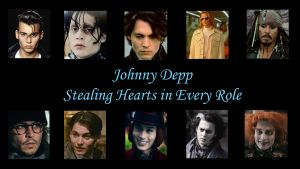 Johnny Depp Stealing Hearts by GrandDuchess18