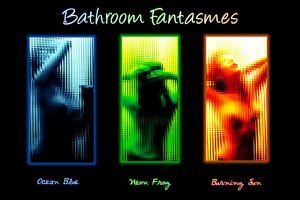 3 Bathroom Fantasmes by FotoNerdz