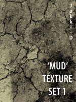 Jakki-D 15 Mud Textures  Set 1 by jakDean