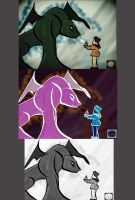 Boy and Dragon: Styles by ENTITY-JS
