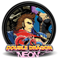 Double Dragon Neon by Alchemist10