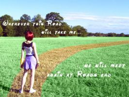 At Roads End... by Kairi-Heartless