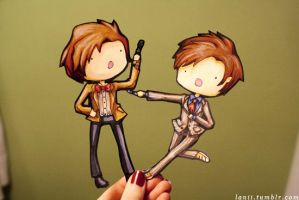 ten and eleven by lanini