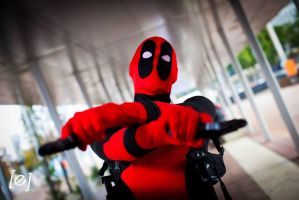 Holla at cha boy! - Deadpool Cosplay by Soylent-cosplay