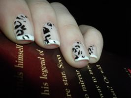 Nail Art 46 by charmedpiper12