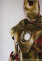 Iron Man 3 by A-D-I--N-U-G-R-O-H-O