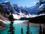 Moraine Lake by melcow