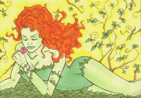 Poison Ivy PSC Commission by wheels9696