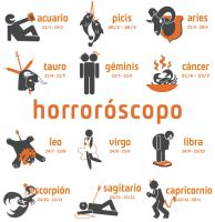 Horroroscopo iconos by Lupilstinskin