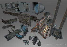 USN ship internals vol 2 by strangelet
