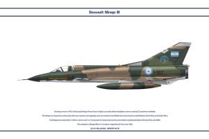 Mirage III Argentina 3 by WS-Clave