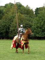 Jousting 1 - Stock by Fifty-Six--Stock