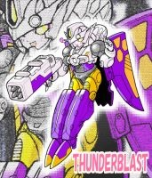 Thunderblast by butto00