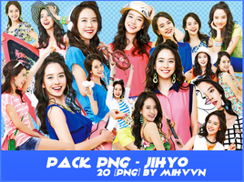 PACK PNG - Song JiHyo by MiHVVN