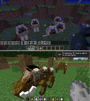 Monster Hunter in Minecraft by Ayinai