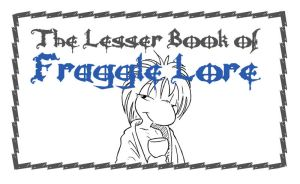 The Lesser Book of Fraggle Lore by TaralWayne