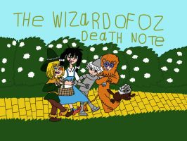 Land of Oz (Death Note) by Dunglap