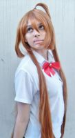 Preview of my cosplay of Aya Natsume by NamiOkamura