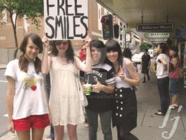 free smiles III by lani-jane