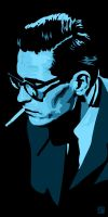 Bill Evans by monsteroftheid