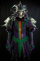 Medieval Joker Leather Armor by Azmal